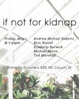 Andrew Michael Roberts, Broc Rossell, Kimberly Burwick, Michael Morse, Tod Marshall